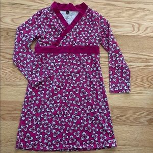 Girls Tea Collection Kimono Style Dress Size 7